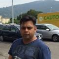 Zulfi Ali, 34, Milano, Italy