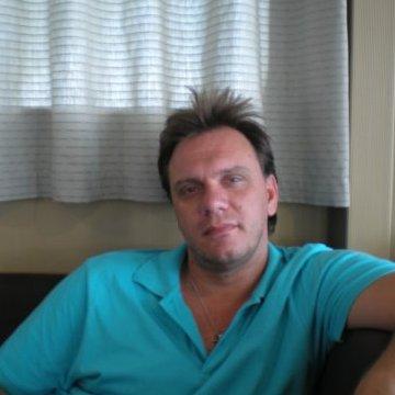 Panos Vitsounis, 41, Athens, Greece