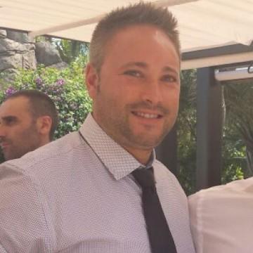 Julito Ferrer, 37, Badalona, Spain