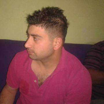 Savaş Arslan, 33, Kayseri, Turkey
