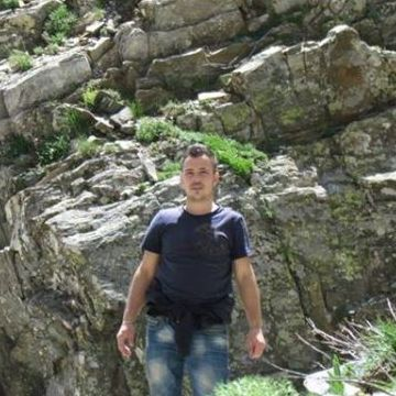 Oktay Vurankol, 36, Bursa, Turkey