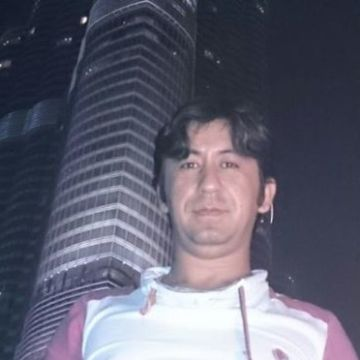 Yusuf Guven, 31, Fethiye, Turkey