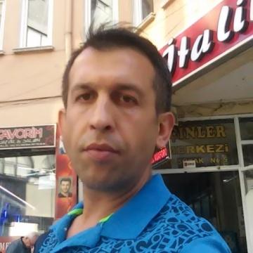 Ridvan Kir, 37, Eskisehir, Turkey