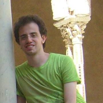 Andrea Bellini, 25, Ascoli Piceno, Italy