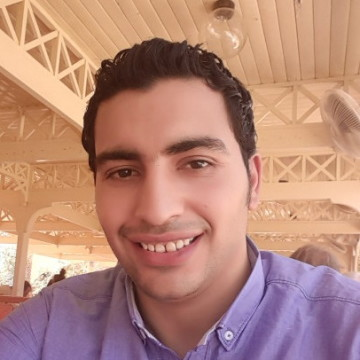 Ahmed , 28, Cairo, Egypt