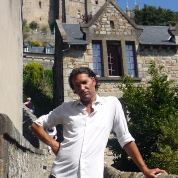 Thierry de Fays, 44, Huy, Belgium
