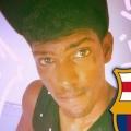 Jahnaton Outar, 24, Georgetown, Guyana