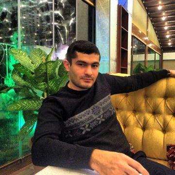 Ceyhun Nadiroğlu, 34, Baku, Azerbaijan