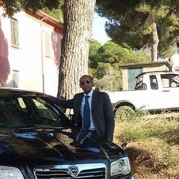 Ouadi Mallouki, 41, Rome, Italy