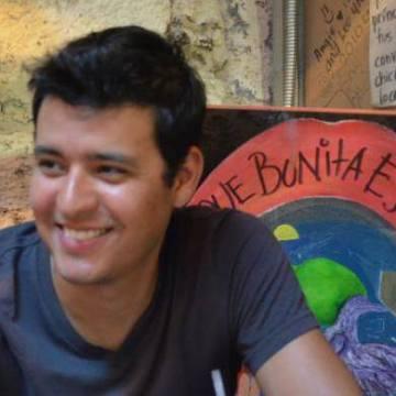 Ernesto Ibarra, 36, Madrid, Spain