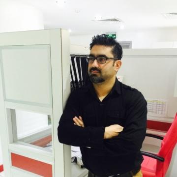Shehryar shah, 36, Jubail, Saudi Arabia
