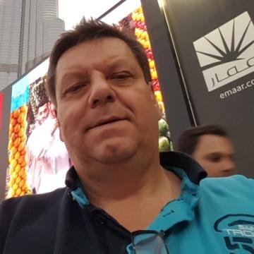 Dieter Markl, 57, Langenfeld, Germany