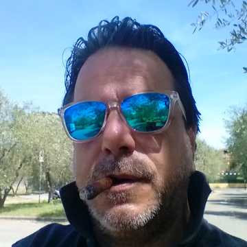 Giacomo Bagni, 52, Firenze, Italy