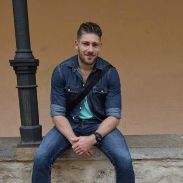 Daniel, 32, Barcelona, Spain