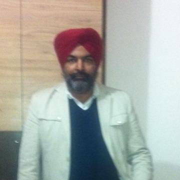 bs dhiman, 44, Chandigarh, India
