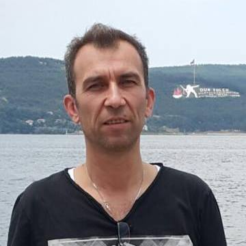 Hakan Tülü, 47, Isparta, Turkey
