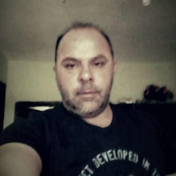 Ahmet Kara, 40, Usak, Turkey