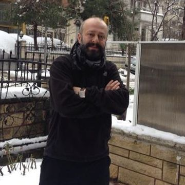 Feyzi, 43, Istanbul, Turkey