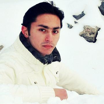 Salman Khan, 20, Dnepropetrovsk, Ukraine