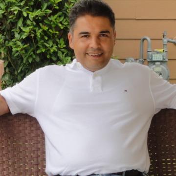 Sean, 40, Istanbul, Turkey