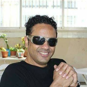 Aiman Ahmed, 44, Valencia, Spain