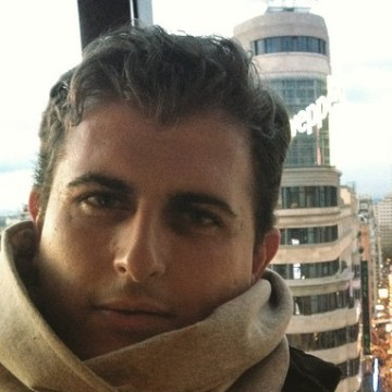AJ Ortega Martinez, 31, Madrid, Spain