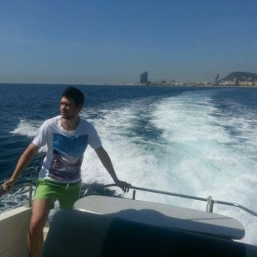 Davi Lillo, 29, Barcelona, Spain