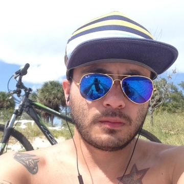 Ernesto Sanchez, 29, Miami, United States