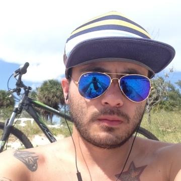 Ernesto Sanchez, 30, Miami, United States