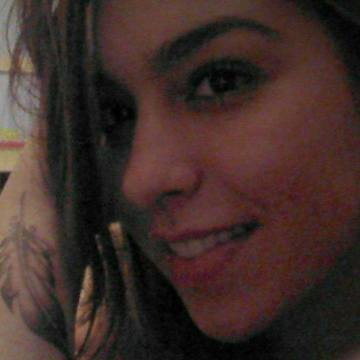 Karina Pereira , 31, Sao Paulo, Brazil