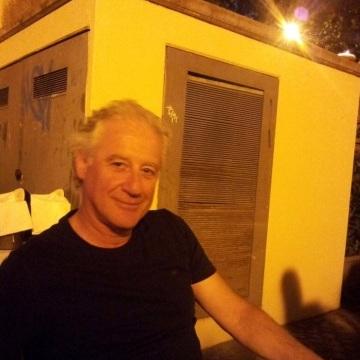 Fabio Cesaretti, 58, Rome, Italy