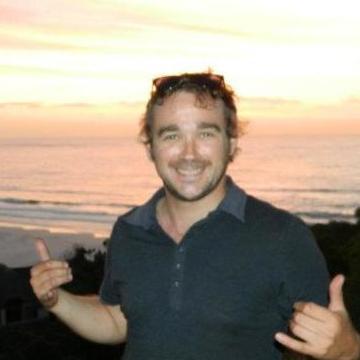 James Wylie, 42, London, United Kingdom