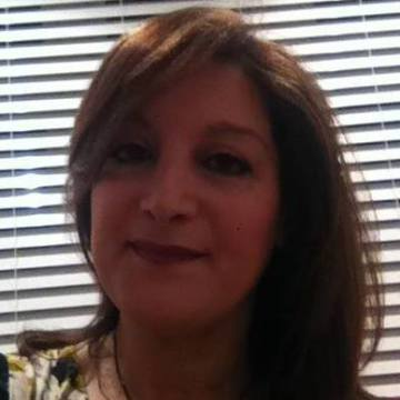 Sharron Livingston, 54, London, United Kingdom