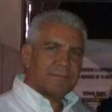 Jose Mendez Viedma, 61, Almeria, Spain