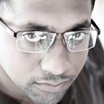 Titus Podikunju, 28, Dubai, United Arab Emirates