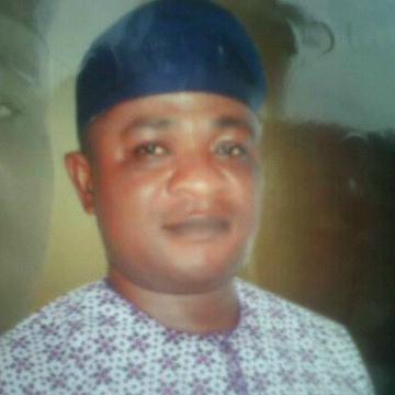Felix Ayodele, 47,