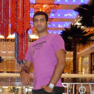 shahbaz, 30, Dubai, United Arab Emirates