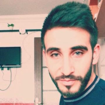 Cihat Türk, 25, Istanbul, Turkey