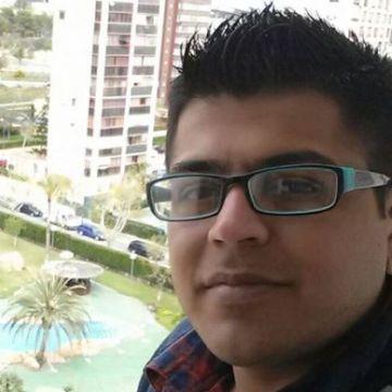 Usama Olakh, 29, Alicante, Spain