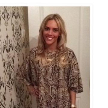Danielle Tucker, 23, London, United Kingdom