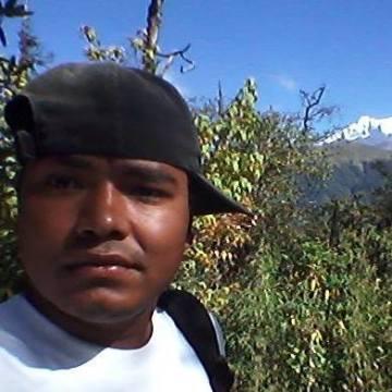 Hari Basnet , 31, Kathmandu, Nepal