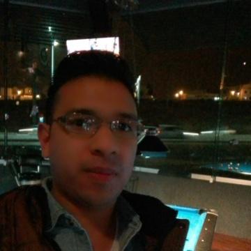 Gerardo Holguin, 27, Chihuahua, Mexico