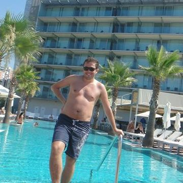 Ahmet Dogdu, 35, Istanbul, Turkey