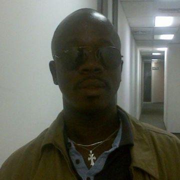 AJ Godson, 48, Johannesburg, South Africa