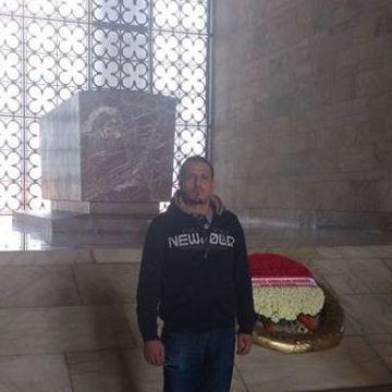 TC Mehmet Aydın, 37, Izmir, Turkey