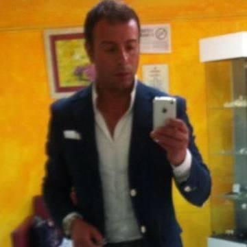 Giampiero Deriu, 39, Sassari, Italy