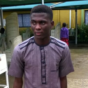 alexis213, 22, Lagos, Nigeria