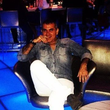 Fouad Ghandour, 45, Cali, Colombia