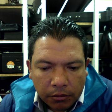 Mauricio Castelblanco, 39, Chia, Colombia