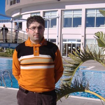 Serkan, 37, Karabuk, Turkey